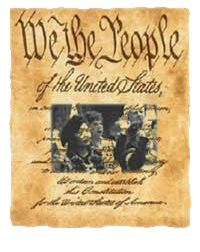 Preamble to the Declaration of Independance.. We the People of the United States...